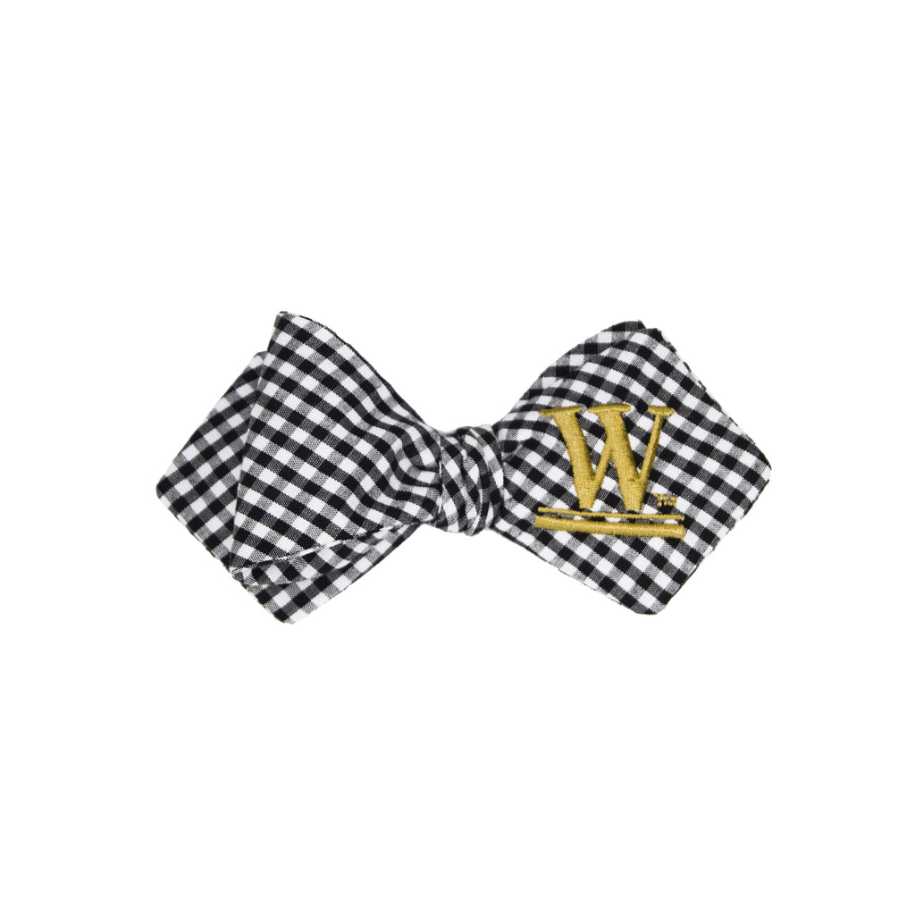 Wofford Bow Tie