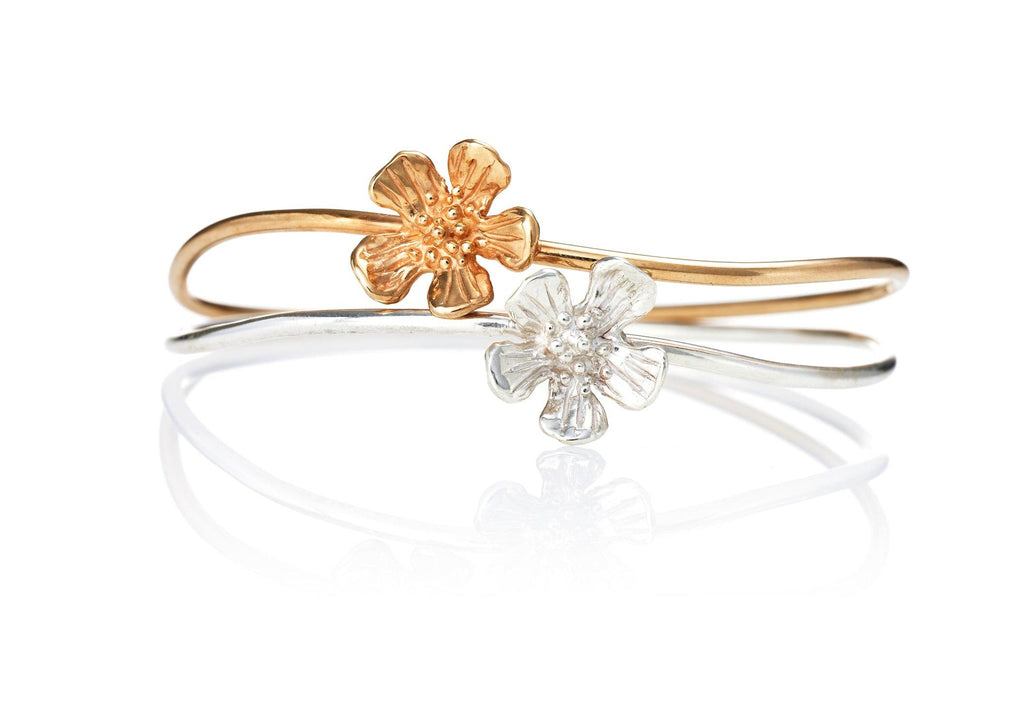 Golden Glow - Buttercup bangle - Kathryn Rebecca
