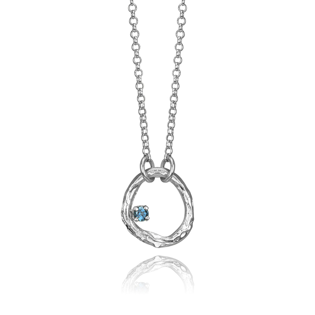 Circle branch necklace - Kathryn Rebecca