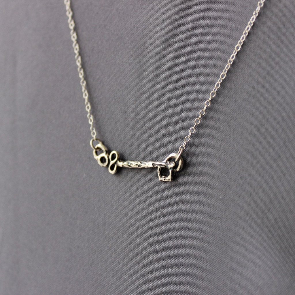 Key Necklace - Kathryn Rebecca