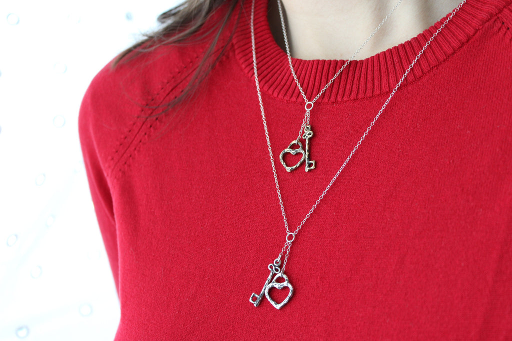 Charm Necklace - Kathryn Rebecca