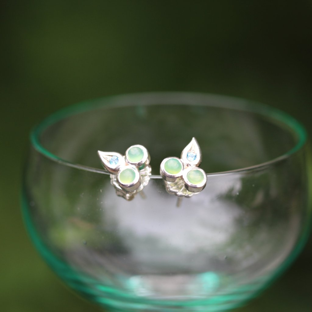 Dew drop Earrings - Kathryn Rebecca