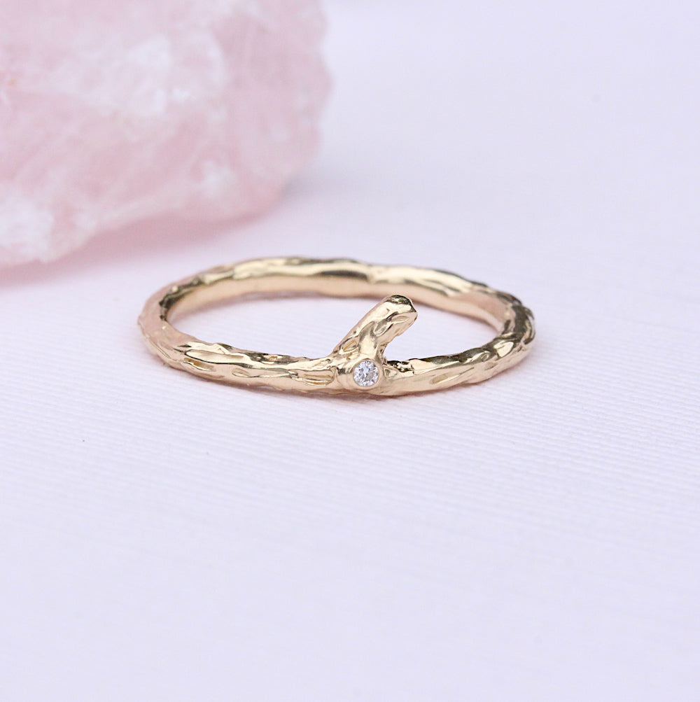 Branch ring | Blooming branches