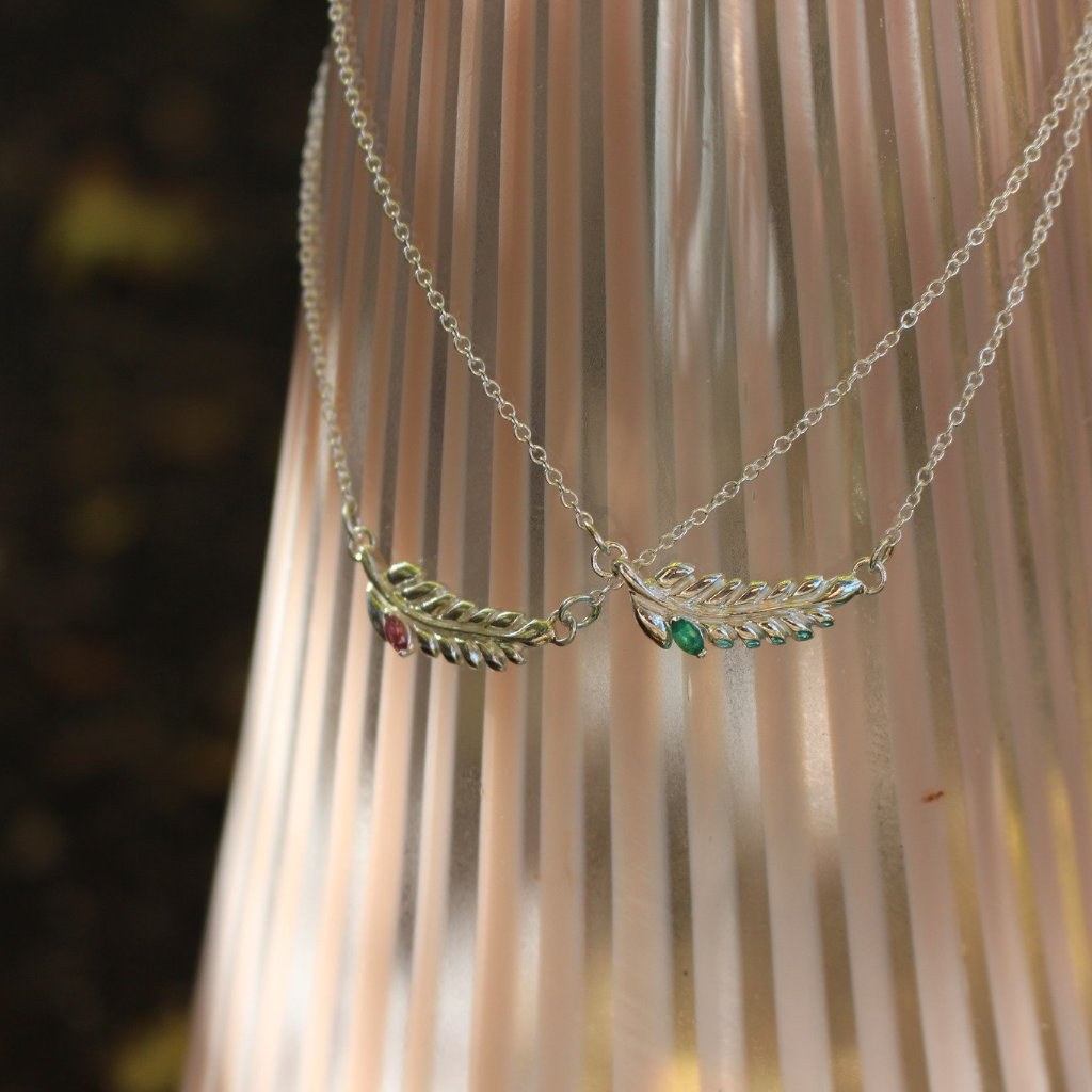 Fern Necklace - Kathryn Rebecca