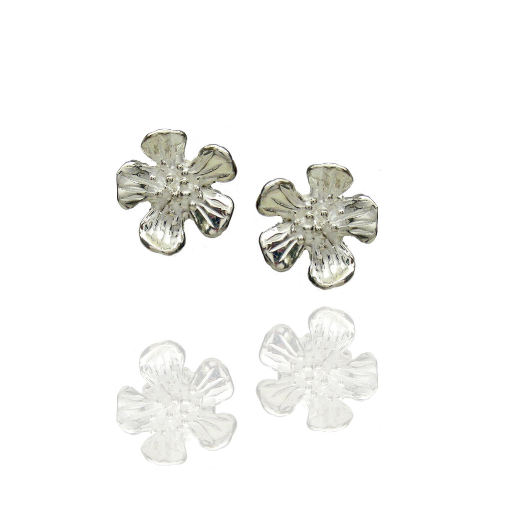 Golden Glow - buttercup studs