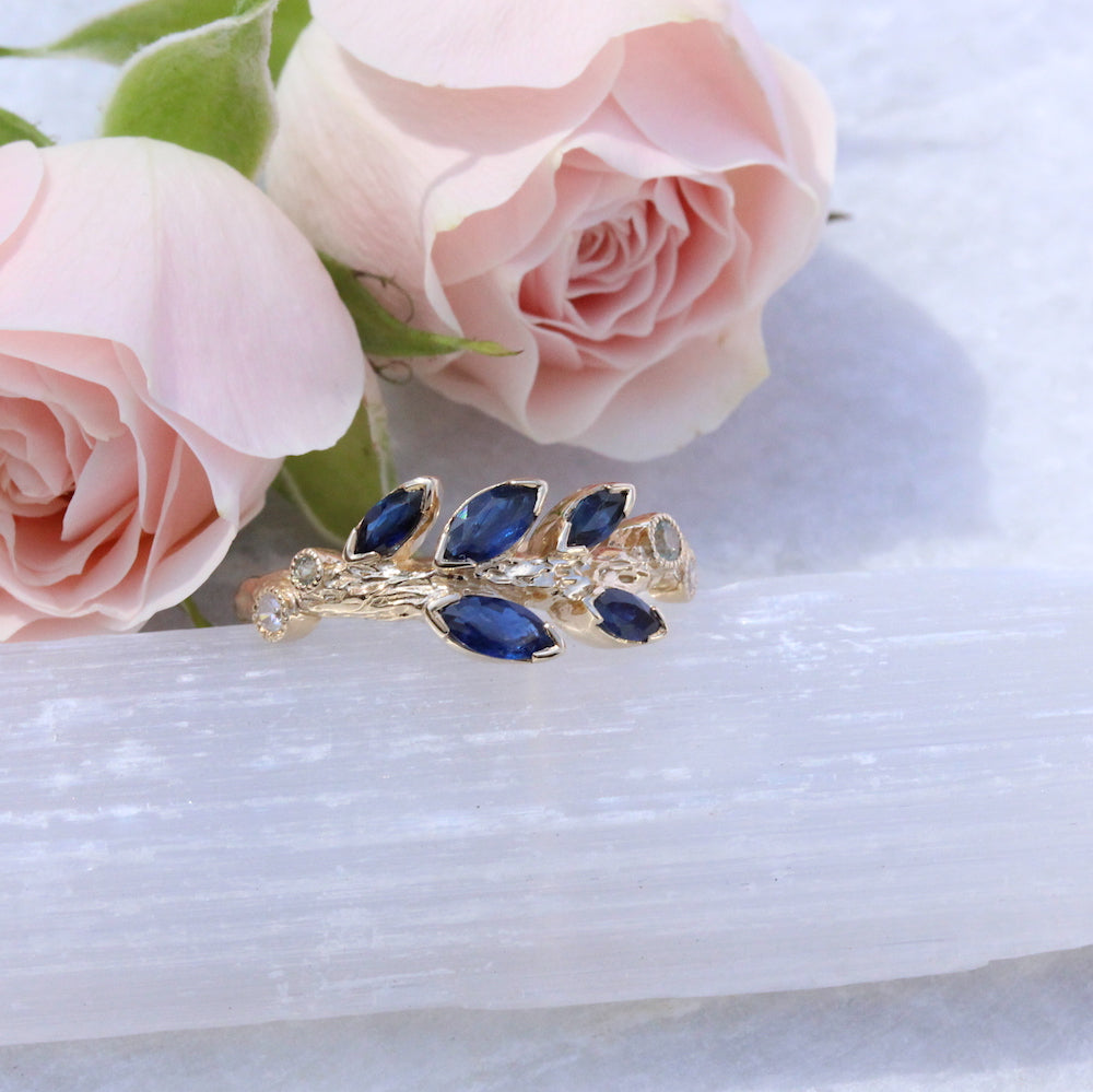 Marquise Ring - Kathryn Rebecca