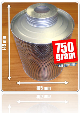 Silica Gel Canister for Safes - 750g