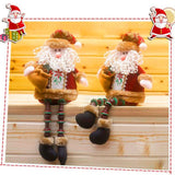 Christmas Decorations Santa Claus Sitting