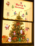 Vinyl Removable 3D Wall Sticker Christmas Tree