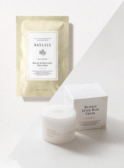 Facial Mask & After Cream Set ~ 当帰川芎