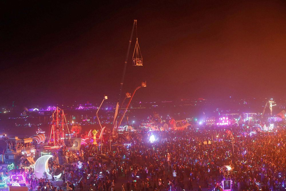 Burning Man Is Its Own Worst Enemy
