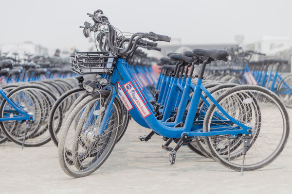 The Bike Culture of Burning Man: Wild Art on 2+ Wheels