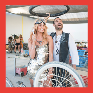 Playa Bike Repair Burning Man 2019 Theme Camp