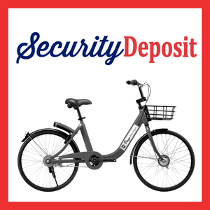 Burning Man Bike Rental Security Deposit