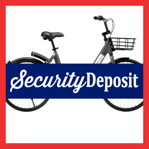 Mandatory Refundable Security Deposit for 2019 Bike Rental