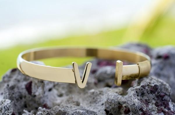 Original Ladies VI Bangle (Gold)