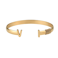 Load image into Gallery viewer, Ladies Virgin Islands Bangle (Gold)