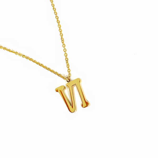 Gold VI Necklace