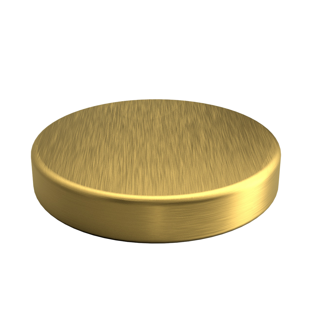 BRUSHED BRASS ( BB )