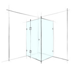 FRAMELESS – SQUARE CORNER SET-IN