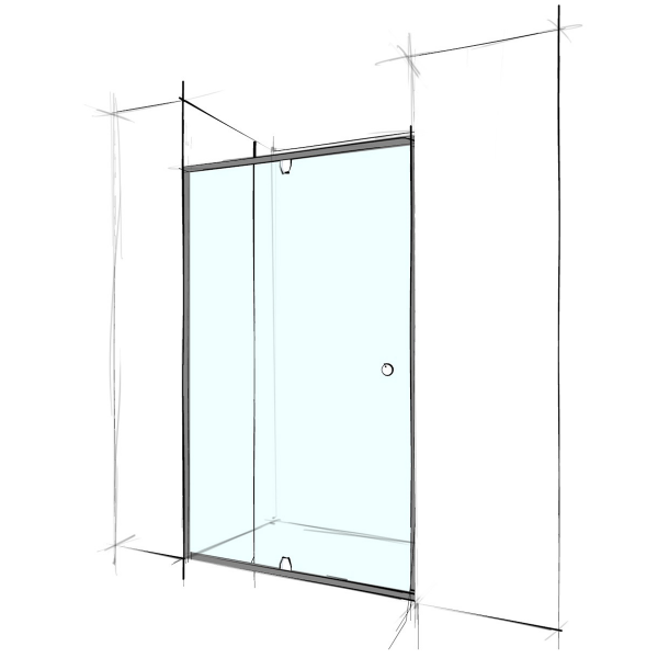 SEMI FRAMELESS – WALL-TO-WALL - PRICE STARTING FROM