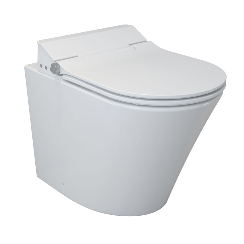 ETERNITÀ INTEGRATA INTELLIGENZA SMART BACK TO WALL TOILET SUITE