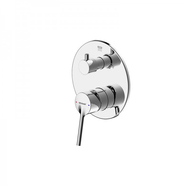 BRAVAT AFFABILITY SHOWER & BATH DIVERTER MIXER