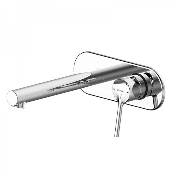 BRAVAT AFFABILITY WALL BASIN OR BATH MIXER