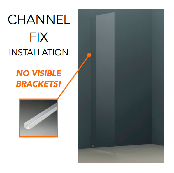 CHANNEL FIX INSTALLATION