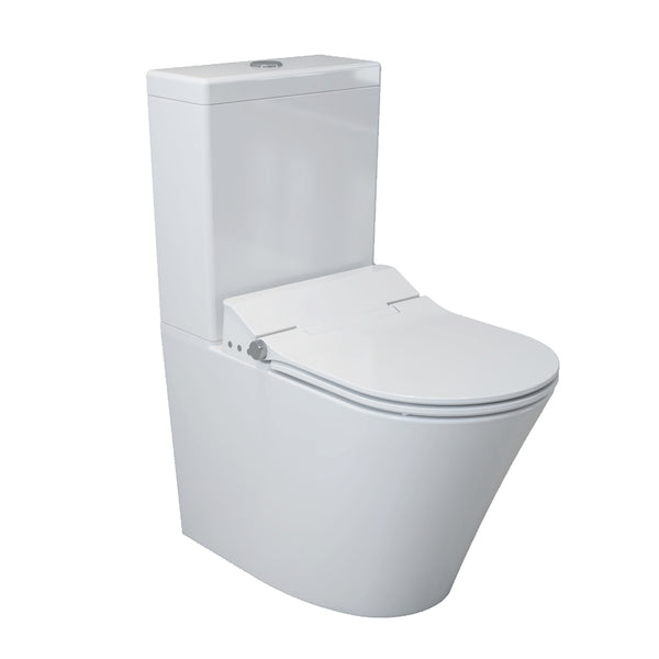 ETERNITY INTEGRATED INTELLIGENCE SMART BACK TO  WALL TOILET SUITE