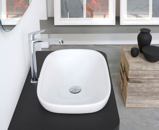 GENESIS INSET BENCH BASIN (W600, D370, H60)