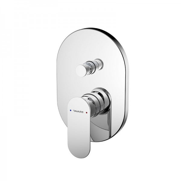 BRAVAT GINA SHOWER & BATH DIVERTER MIXER