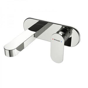 BRAVAT GINA WALL BASIN OR BATH MIXER