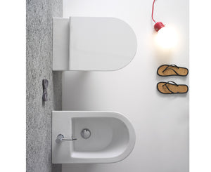 FORTY3 WALL HUNG BIDET