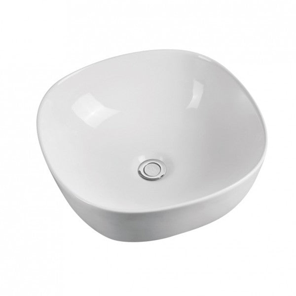 LUCI – BENCH MOUNTED BASIN ( W410, D410, H150 )