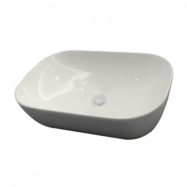 LUCI BENCH MOUNTED BASIN (W600, D410, H140)