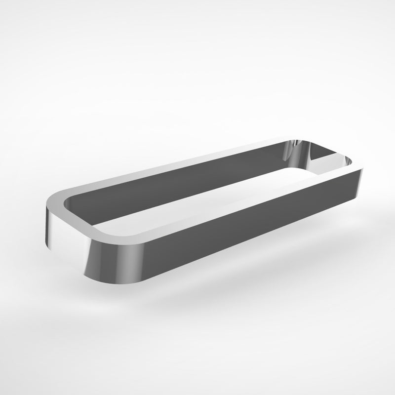 LUCI – HAND TOWEL RAIL ( GLASS OR WALL MOUNTED )