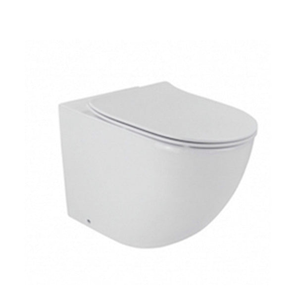 LUCI ZERO WALL FACE PAN SLIM SEAT - DESIGN SENZA BORDO