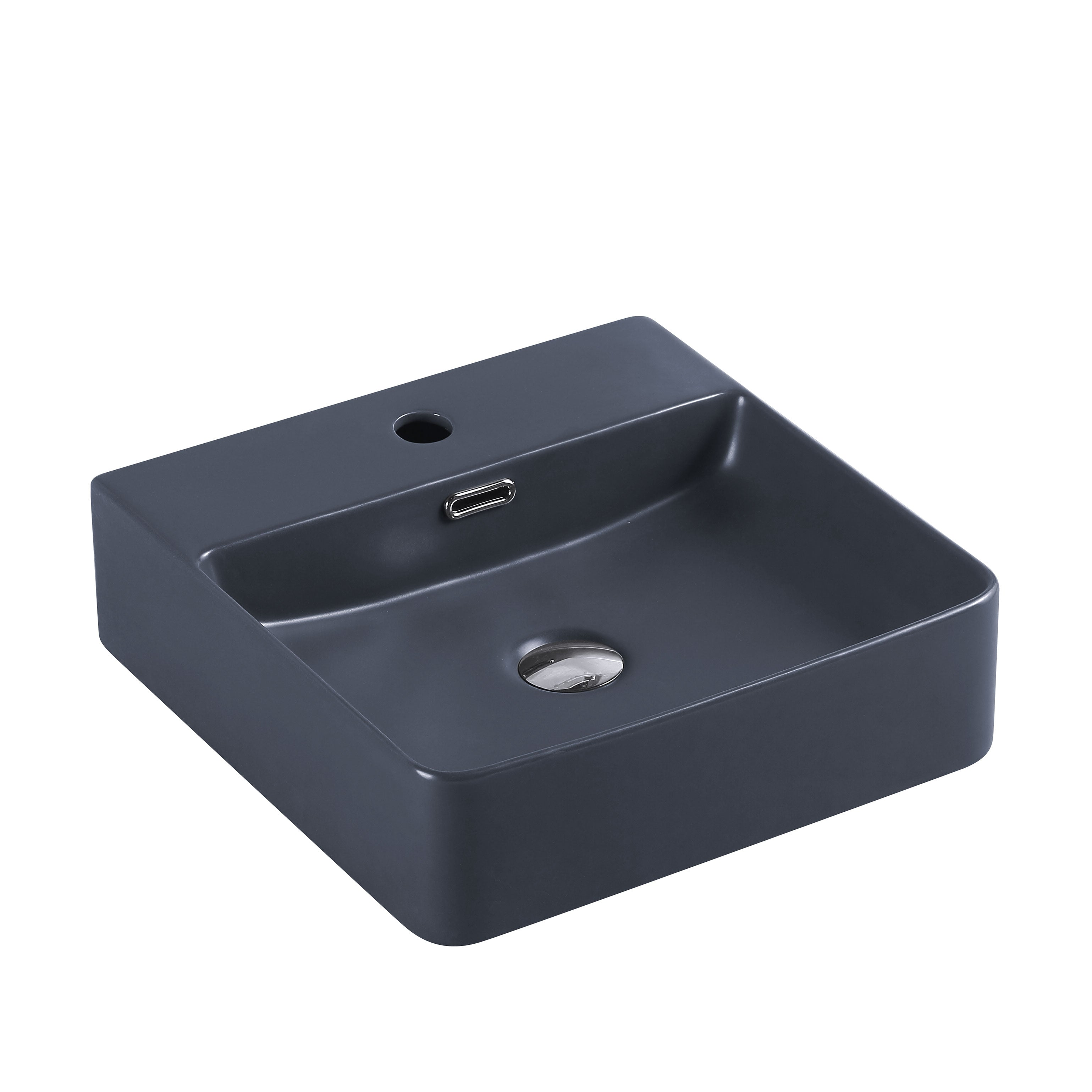 FELINO WALL OR BENCH MOUNTED BASIN