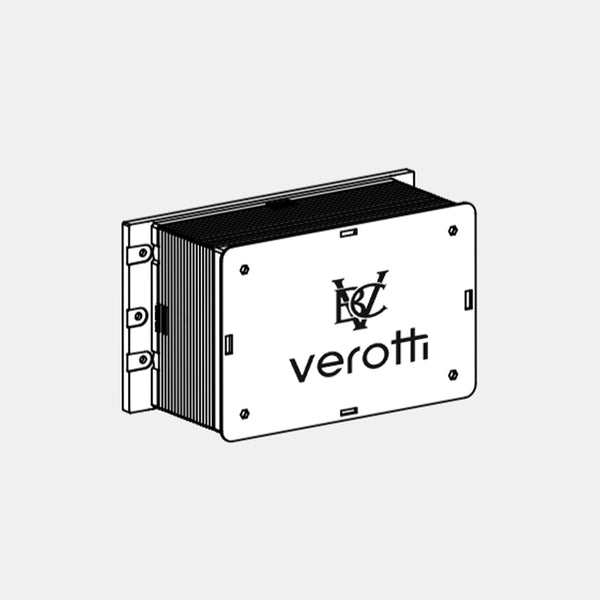 VEROTTI SLIM IN-WALL SPARE PARTS - VS0866625 PROTECTIVE CASE