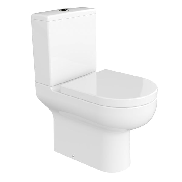 QWELO ED.2 - SUITE TOILETTE PER COPPIE VICINE