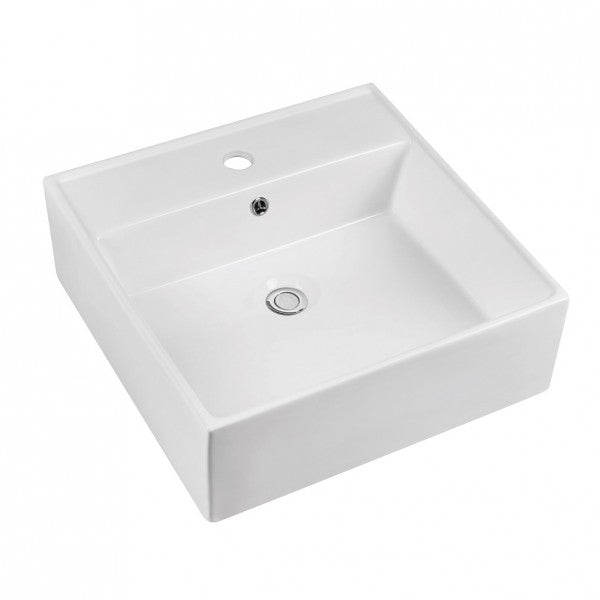 QWELO – WALL / BENCH BASIN ( W400, D400, H140 )
