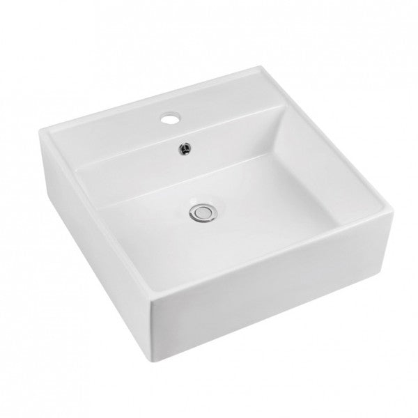 QWELO – WALL / BENCH BASIN ( W465, D465, H145 )