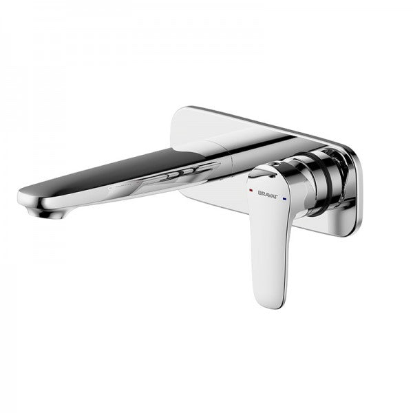 BRAVAT SOURCE WALL BASIN OR BATH MIXER