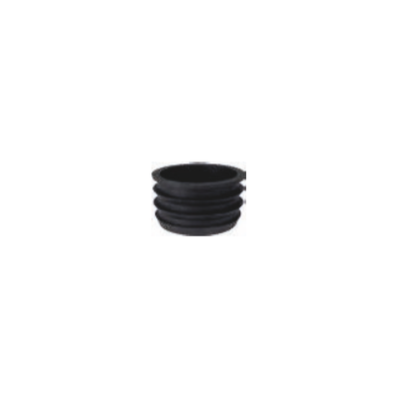 Reducer rubber gasket for D 110 pipes without socket - VS0587001