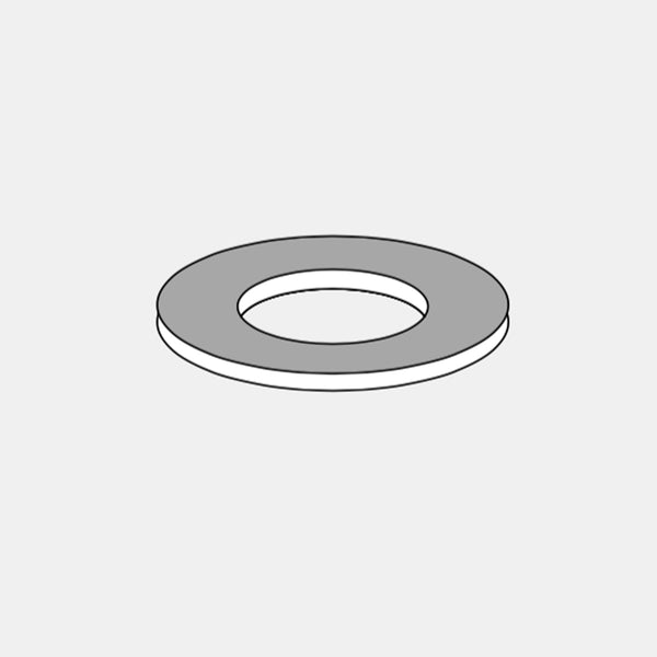 VALSIR RIOS SPARE PARTS - OUTLET VALVE WASHER VS0801017