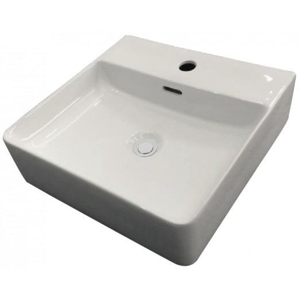 CITY LIFE  WALL / BENCH BASIN (W420, D420, H130)