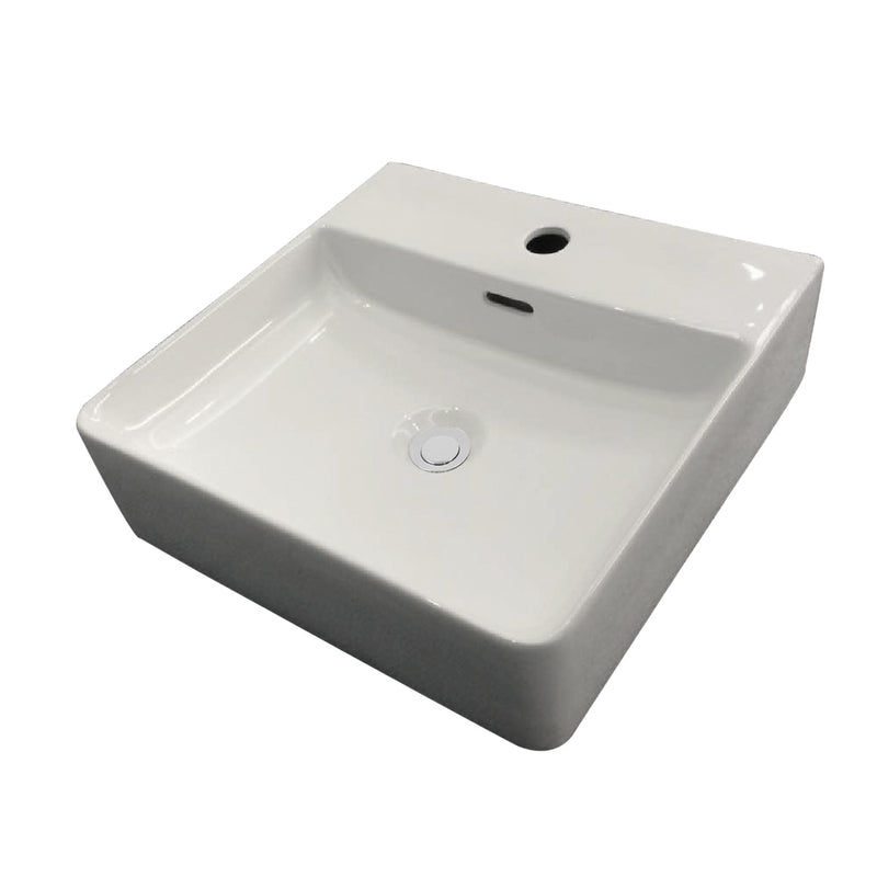CITYLIFE WALL / BENCH BASIN (W420,D420,H130)