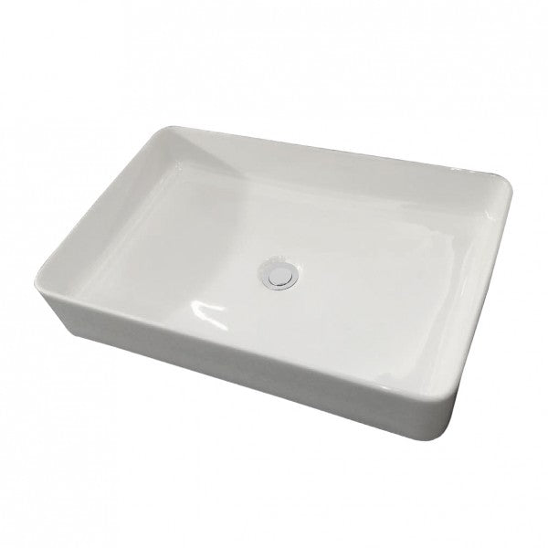 CITYLIFE – BENCH MOUNTED BASIN ( W605, D400, H115 )
