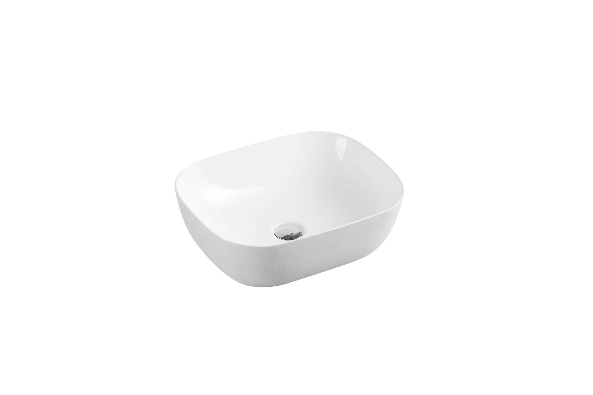 XPACE BENCH MOUNTED BASIN